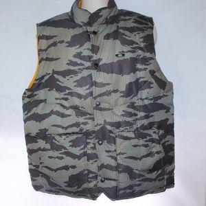 Oakley Reversible Hunting Puffer Vest XL